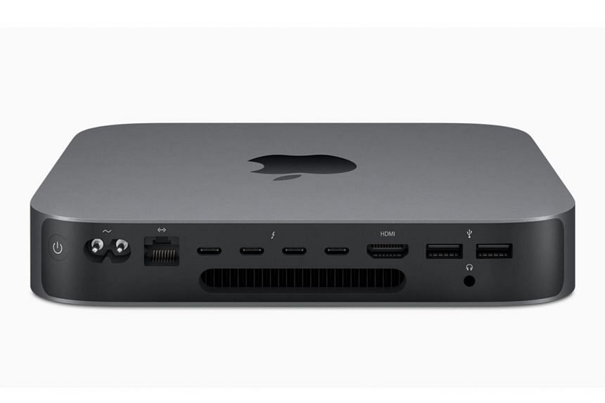 Tech Review Apple Mac Mini Feels Underpowered For Its Price Pcs