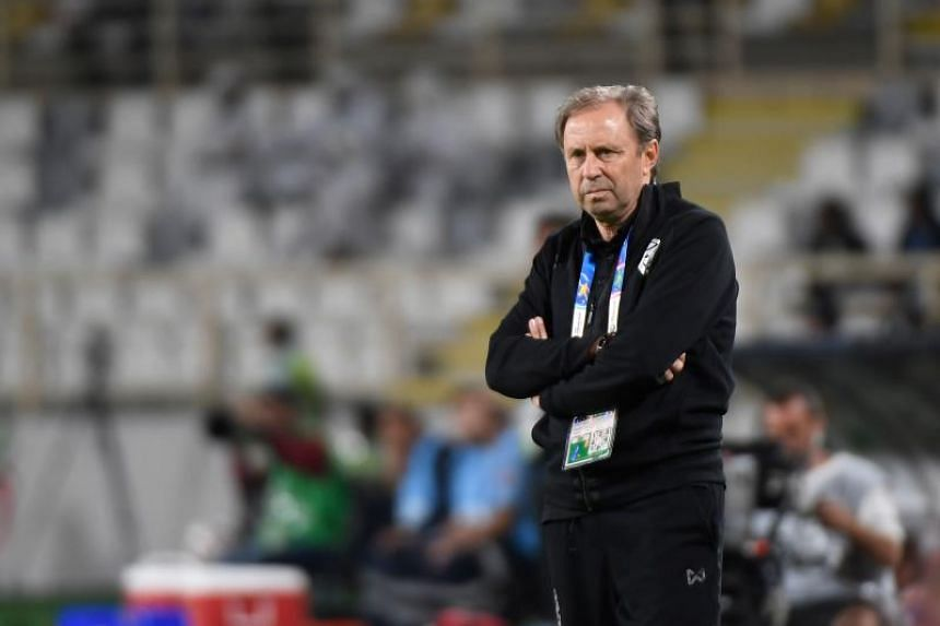 Thai football chiefs took a dim view of the War Elephants' flop on Jan 6, 2019, and acted swiftly to remove Milovan Rajevac the morning after.