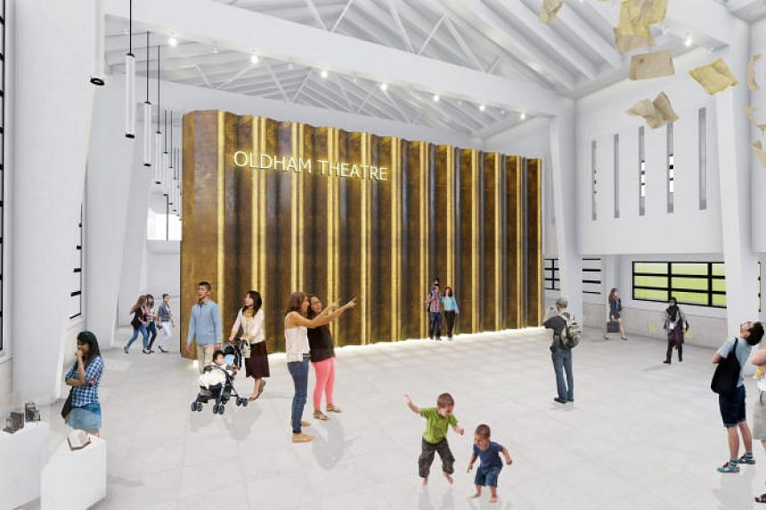 The Asian Film Archive's new theatre will open at the revamped National Archives of Singapore building in April 2019.