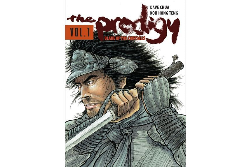 Set in a fantasy world inspired by Asian mythology, The Prodigy: Blade Of The Chrysalis is the first volume in a planned series of six.