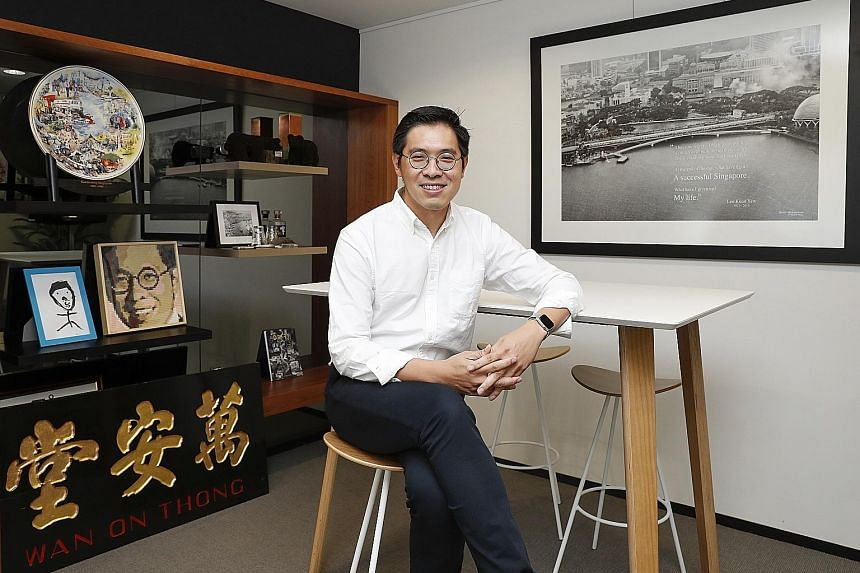 EDB managing director Chng Kai Fong says manufacturing bolsters Singapore's mature economy by adding diversity and complexity and that many of the skills needed can be picked up easily by workers, unlike in other sectors.