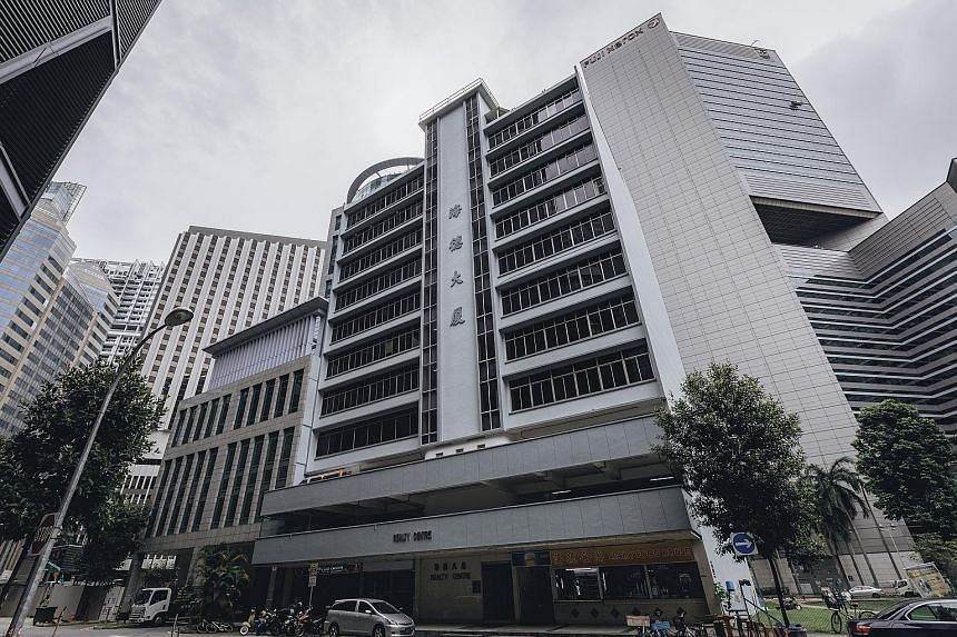 Realty Centre is a five-minute walk to the Tanjong Pagar MRT station. The site is also within the Tanjong Pagar Master Plan, a location slated for a massive transformation.