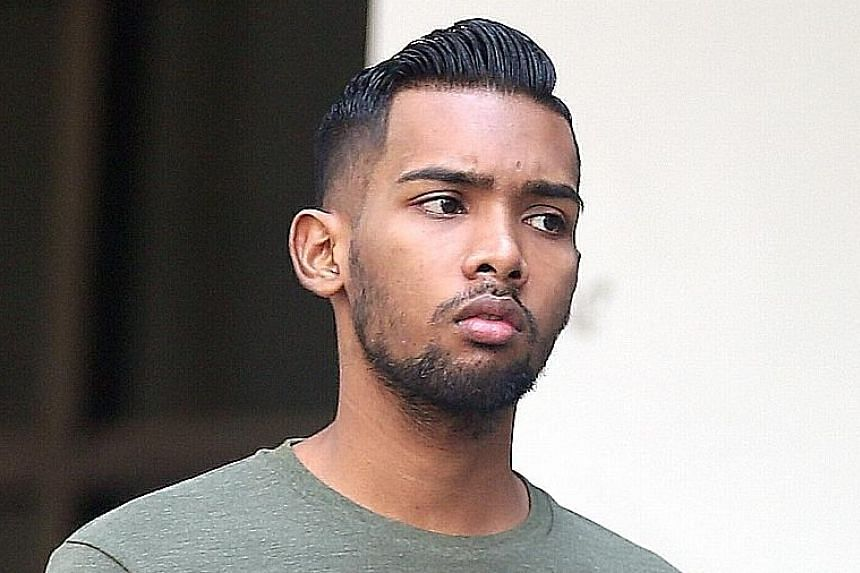 Muhammad Alif Muhammad Jamil, who had forwarded confidential information on police operations to a colleague, was sentenced to probation for a year and three months yesterday.