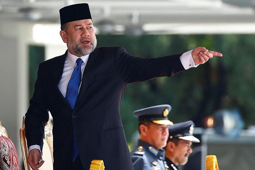 Sultan Nazrin Shah from Perak, 62, the current Deputy King, will likely serve as Acting King in the interim period, according to media reports.