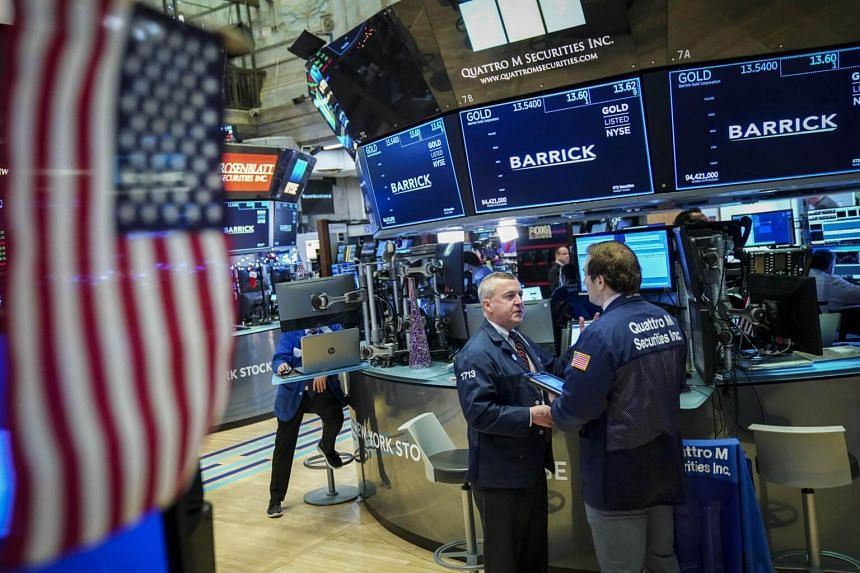 US stocks spent much of December in retreat amid worries over trade wars, higher Federal Reserve interest rates and slowing global growth.