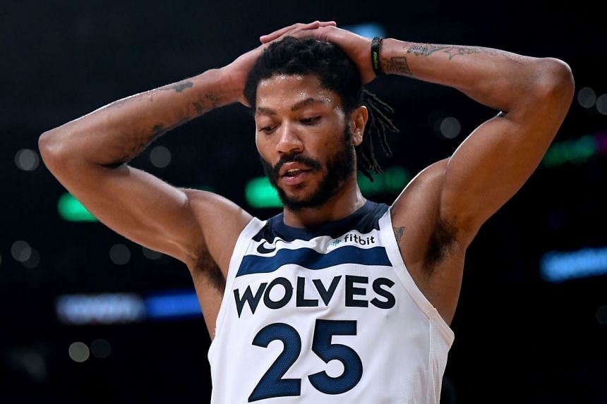 Minnesota Timberwolves veteran guard Derrick Rose made the defiant comment twice while speaking to reporters a day after his former coach in both Chicago and Minnesota was dismissed from the Timberwolves.