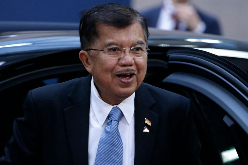 Indonesian Vice-President Jusuf Kalla's comments are in contrast to those from other Indonesian officials, who have warned of the negative spillover effects from higher US tariffs on China.