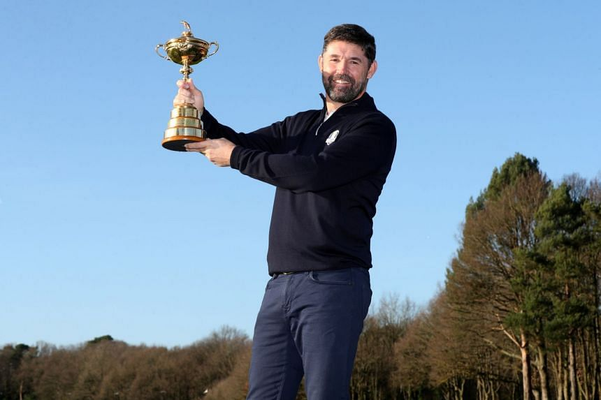 Padraig Harrington also played in six successive Ryder Cups from 1999 to 2010, helping Europe to four victories.