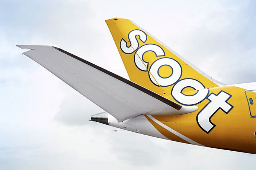 The incident is the latest in a string of flight disruptions that have hit Scoot.