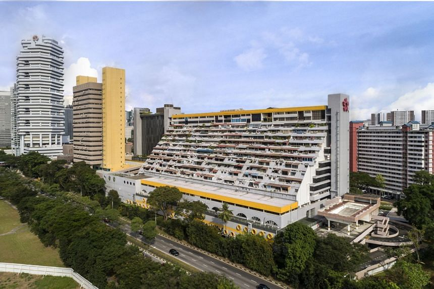 Under the existing commercial zone, Golden Mile Complex may be developed as an integrated development comprising uses such as retail, office, residential, serviced apartments and hotels.