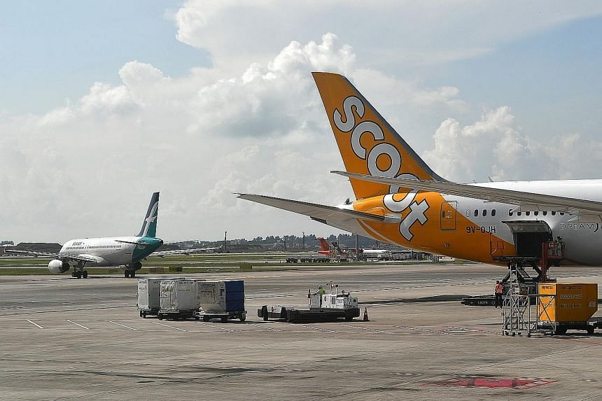 The incident is the latest in a string of flight disruptions to hit Scoot because of technical issues with its B-787 fleet. Since Nov 26, there have been about 10 major disruptions which have led to delays of up to 56 hours for affected passengers.