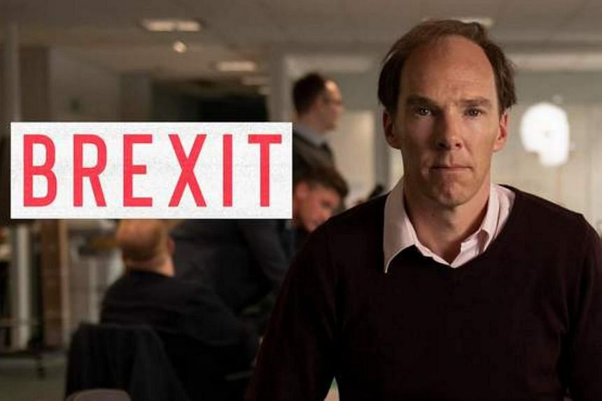 Brexit: The Uncivil War dramatises the political manoeuvring on both sides of Britain's 2016 referendum on quitting the European Union.