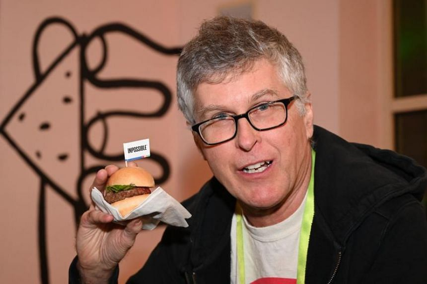 "Impossible Foods chose the Consumer Electronics Show in Las Vegas to launch its ""next generation"" burger - version 2.0 - which has no gluten, hormones or antibiotics and is kosher and halal-certified.and halal-certified."