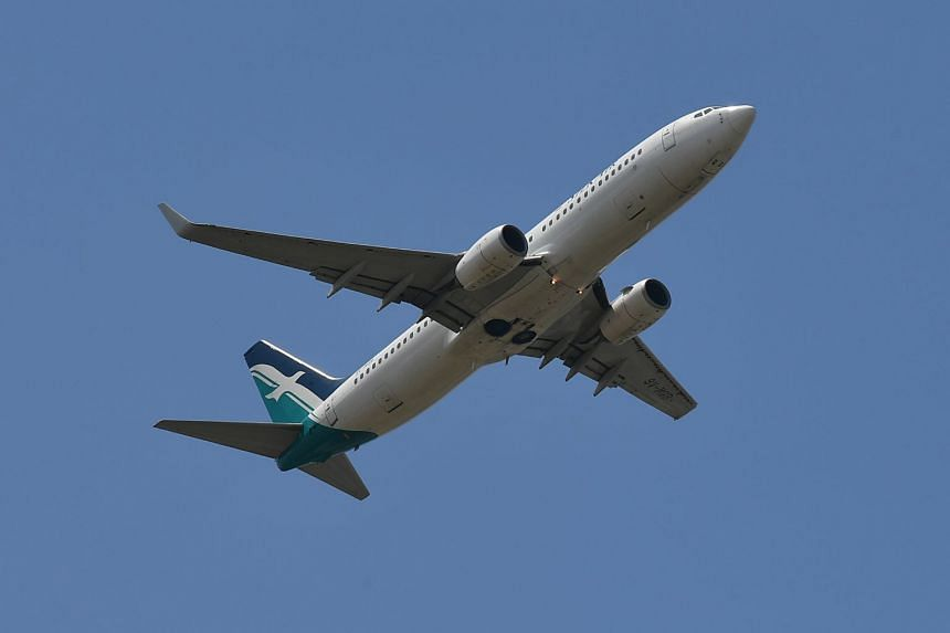 A SilkAir aircraft. A spokesman for Singapore Airlines said that crew members on flight MI701 decided to turn back as a precautionary measure, so that safety checks on the A320 aircraft could be carried out.