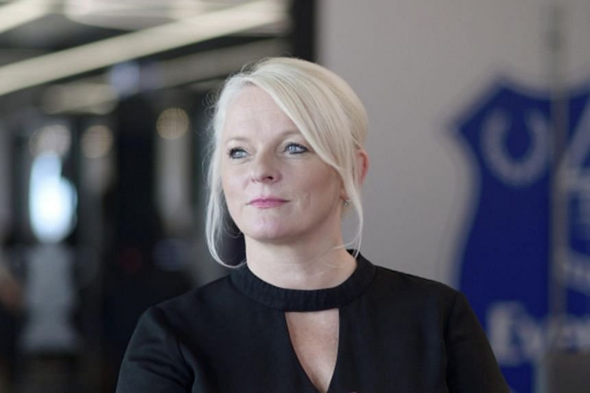 Everton chief executive Denise Barrett-Baxendale believes Everton must aim high should they complete a proposed move to their new £500 million (S$865.9 million) stadium at Bramley-Moore.