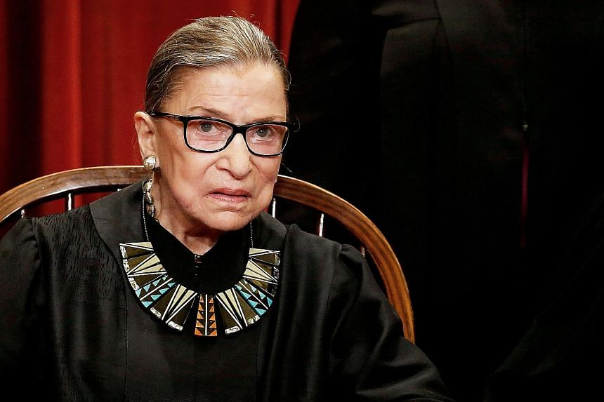 Felicity Jones stars as American Supreme Court Justice Ruth Bader Ginsburg in On The Basis Of Sex.