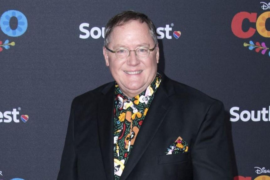 Former Disney animation chief John Lasseter resigned last year after acknowledging he made staff feel uncomfortable with unwanted hugs.