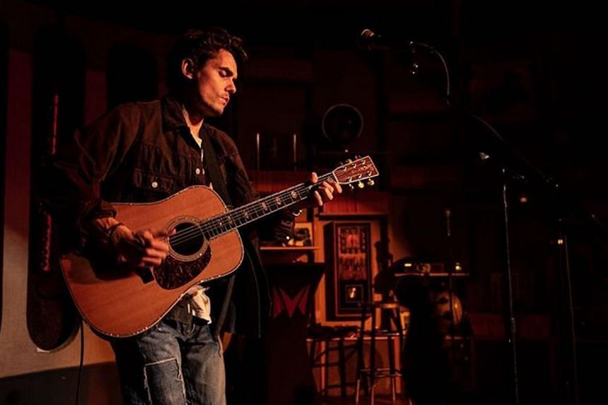 John Mayer is known for hits such as Your Body Is A Wonderland, Daughters and Heartbreak Warfare.