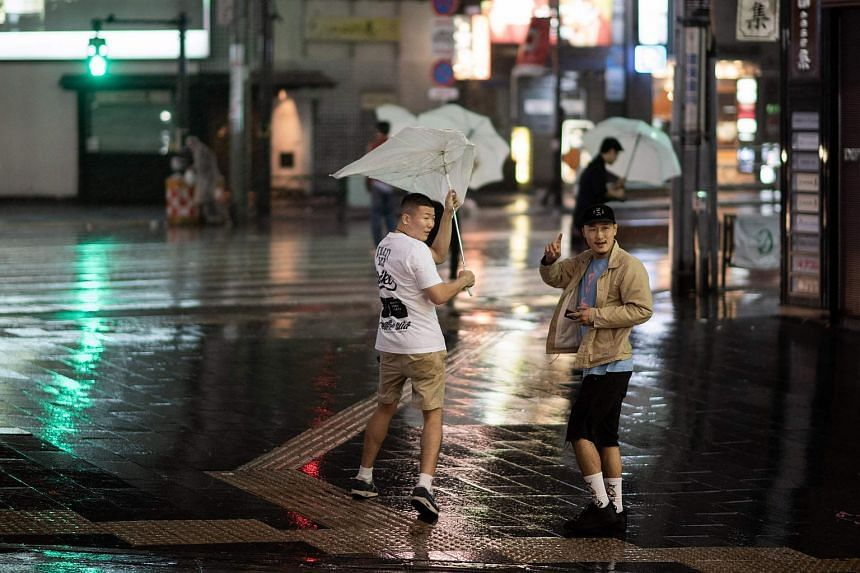 Japan's weather bureau said there was an 80 per cent chance the El Nino weather pattern would stretch into the northern hemisphere spring.