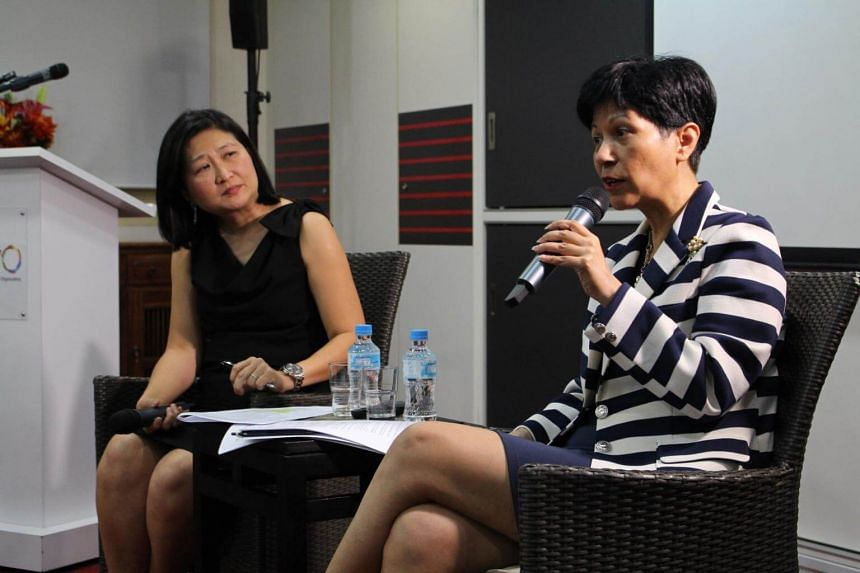 Minister in the Prime Minister's Office, Ms Indranee Rajah agreed that flexible arrangements could be beneficial not just for working women but also for their employers.