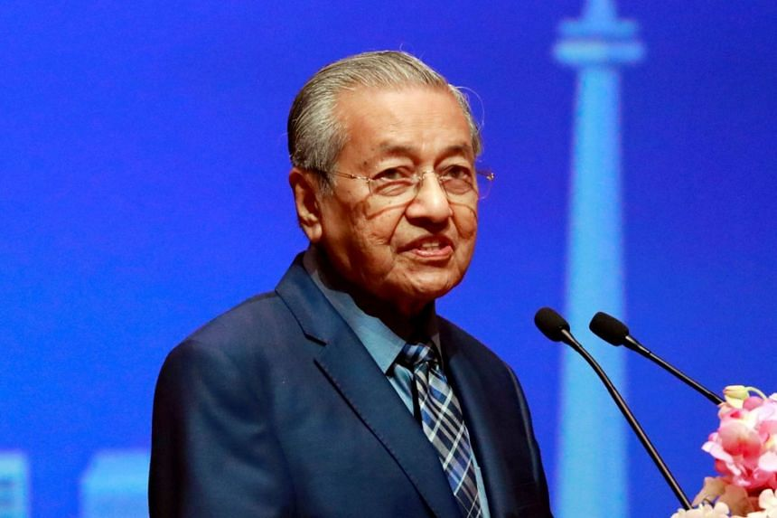 Relations between Dr Mahathir Mohamad and Johor royalty have been strained following incidents involving the Forest City project and Pulau Kukup.