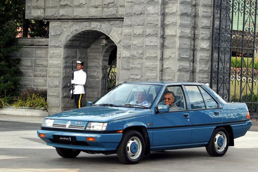 The vehicle was presented to the Johor Ruler Sultan Ibrahim Sultan Iskandar's father by Prime Minister Mahathir Mohamad about 34 years ago.