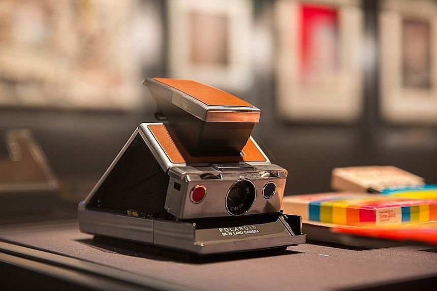 In An Instant: Polaroid At The Intersection Of Art And Technology.