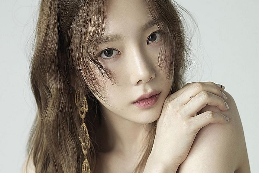'S… Taeyeon Concert In Singapore.