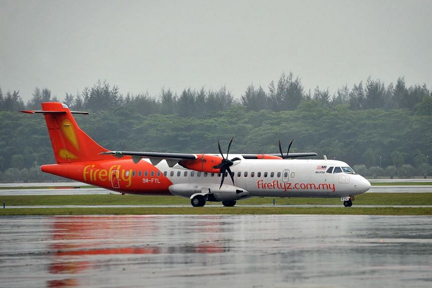 Singapore was Firefly's second-largest destination from Subang after Penang, with 20 flights daily.