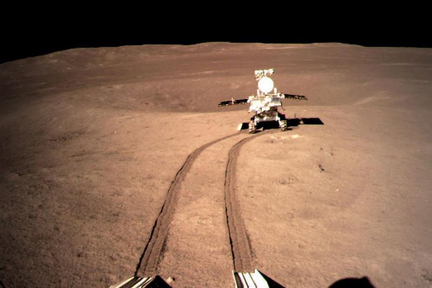 Yutu-2 (Jade Rabbit-2) went into standby mode to protect itself from temperatures reaching towards 200 deg C.