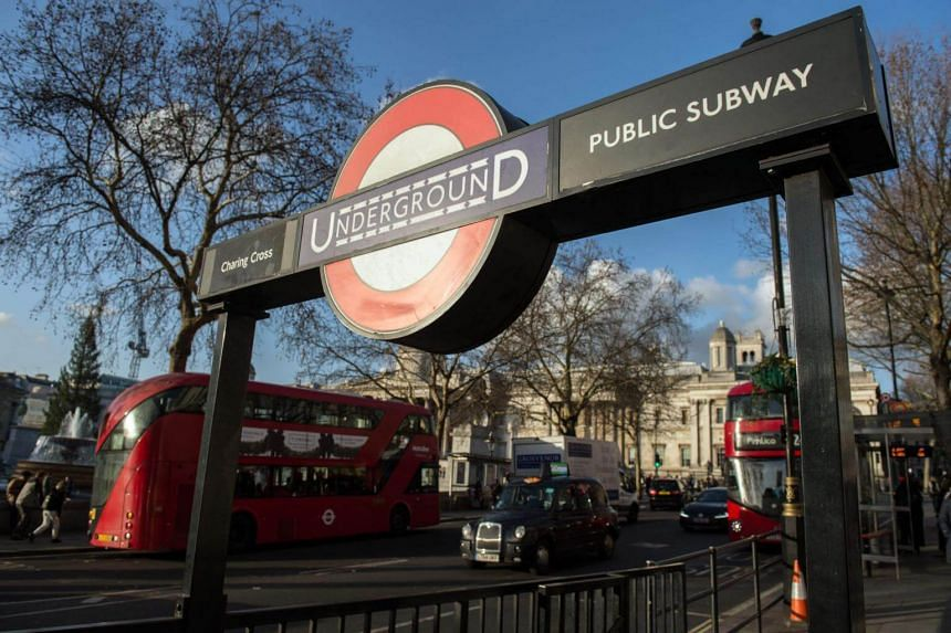 """London's subway is the world's oldest and some of its 11 lines and 270 stations date back to 1863 - a likely cause of high pollution as """"deep, poorly ventilated tunnels"""" make up part of the system, the report said."""