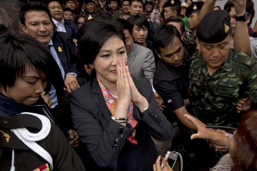 Former Prime Minister Yingluck Shinawatra returned to the limelight recently following reports that she has become a legal representative and chairman of Shantou International Container Terminal in China.