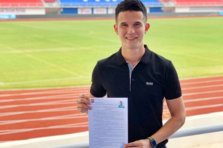 National defender Baihakki Khaizan is looking forward to finally playing in the top tier after being sent on loan to Thai League 2's Udon Thani.