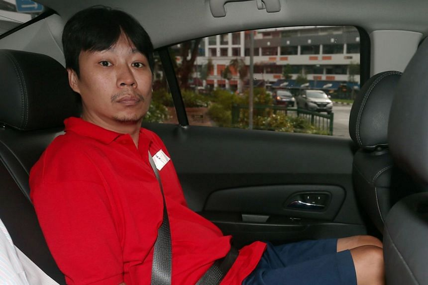Ng Cheng Kwee (above) and his wife Lee Lai Leng are said to be important operatives in the syndicate behind the scam.