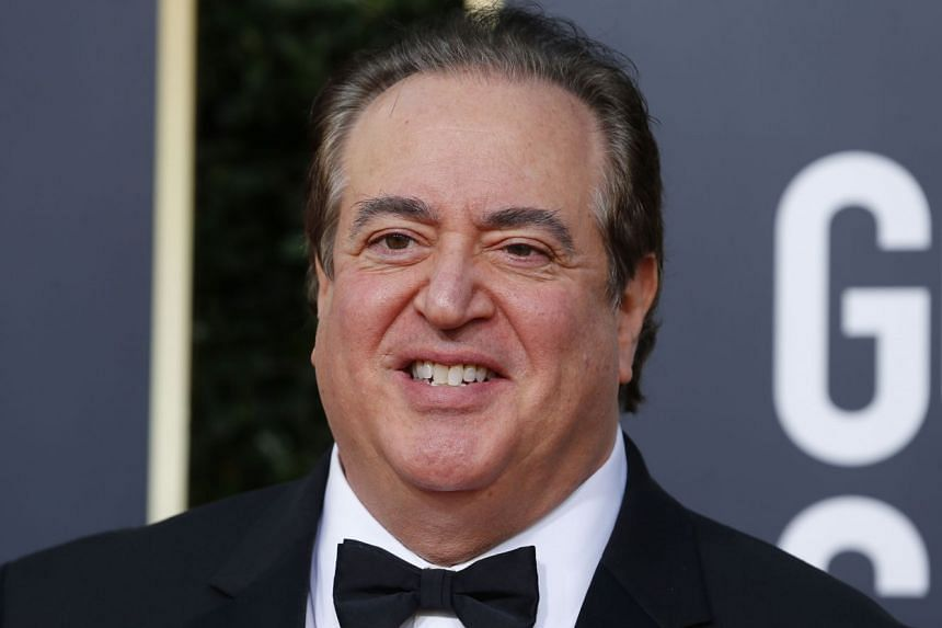 Nick Vallelonga attends the 2019 Golden Globe Awards.