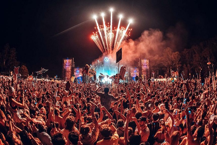 A 22-year-old died during the New Year's holiday period after taking a pill at the Lost Paradise festival, a five-day event outside Sydney. Rates of drug use remain high in Australia - in 2016, 43 per cent of people aged 14 and older had used illicit