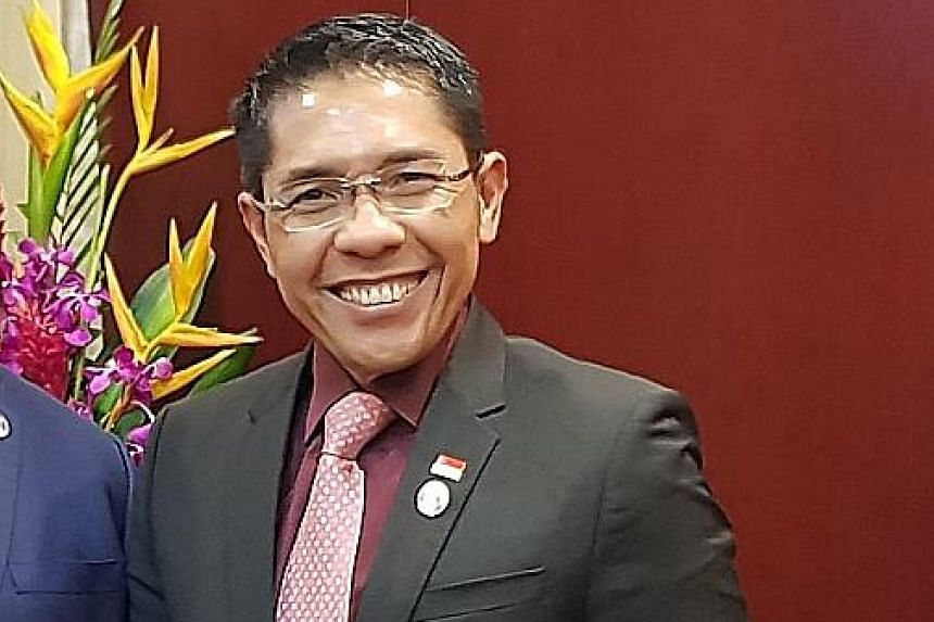 """Dr Maliki Osman said: """"By remaining open to trade and pressing on with economic integration, India will send a strong signal that it remains open for business. I think that is very important."""""""