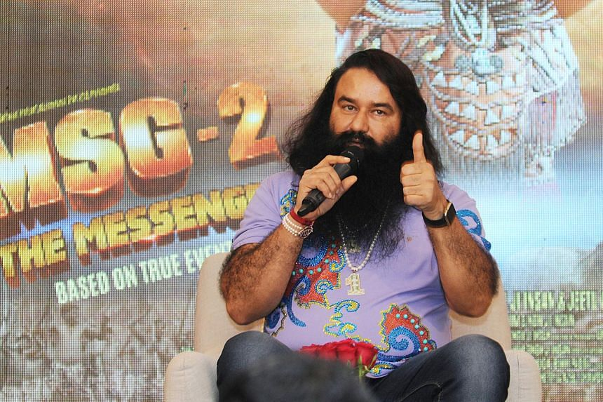 The court found 51-year-old Gurmeet Ram Rahim Singh and three of his close aides guilty of killing local newspaper journalist Ram Chander Chhatrapati in 2002.