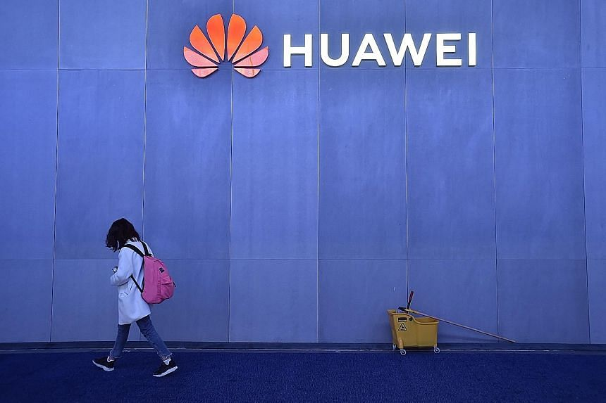 Huawei is under growing pressure in Europe amid rising concerns that Beijing could be using the company's equipment for spying. Washington wants its European allies to block Huawei from telecom networks amid a wider dispute over trade with China.