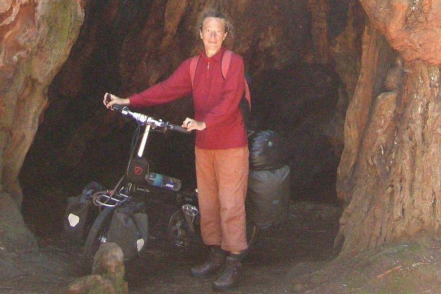 Ms Monika Billen, 62, was reported missing last week after leaving her resort in Alice Springs, a remote town near the geographical centre of Australia.