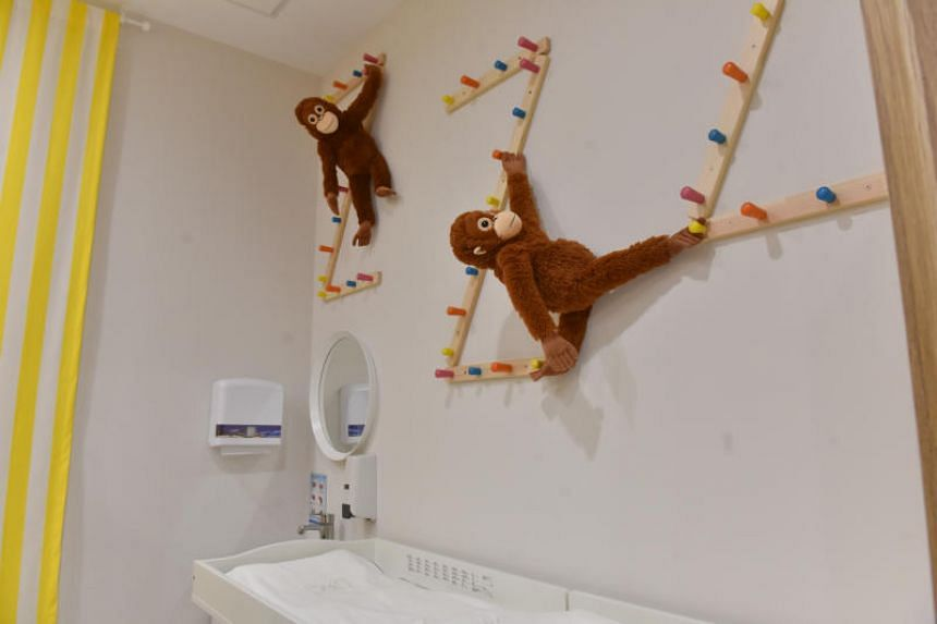 The new building, with 10 storeys, brings together all the hospital's outpatient paediatric services under one roof, with a design that incorporates nature and science.