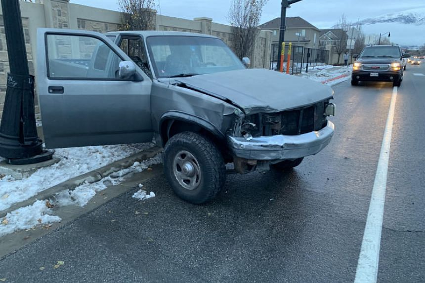 Utah Teen Crashes Truck Into Motorist While Doing The
