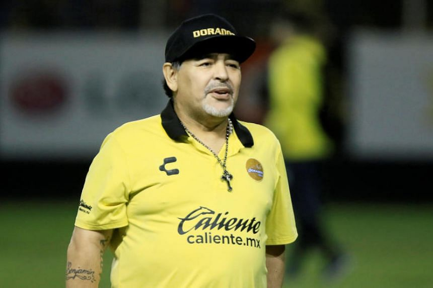 Diego Maradona has suffered frequent periods in hospital over the years, often due to the extravagant lifestyle that helped make him one of the most admired players of the 20th century.