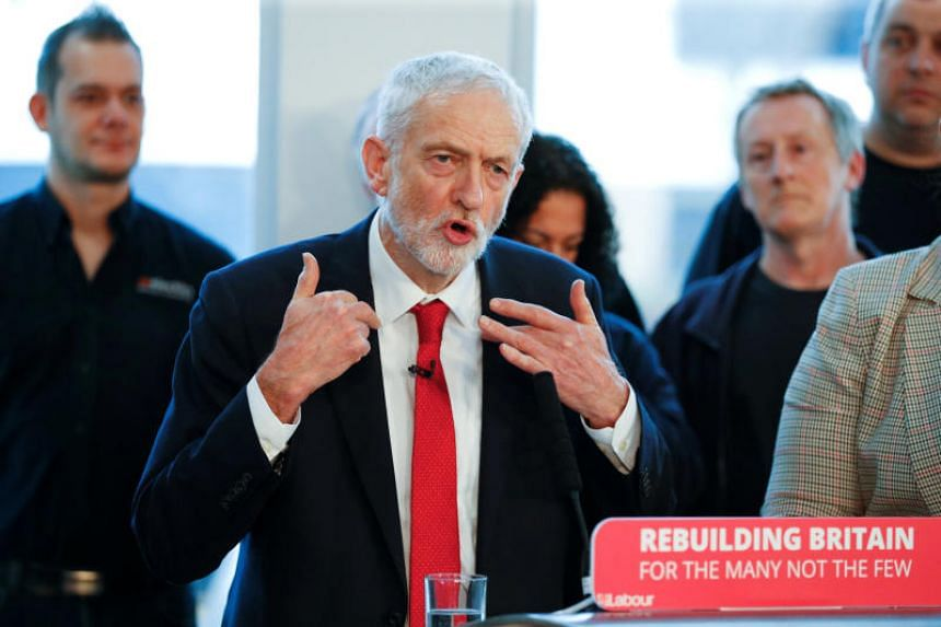 If Labour Party leader Jeremy Corbyn's confidence vote fails, he would be under pressure to back a second referendum on Britain's exit from the European Union.