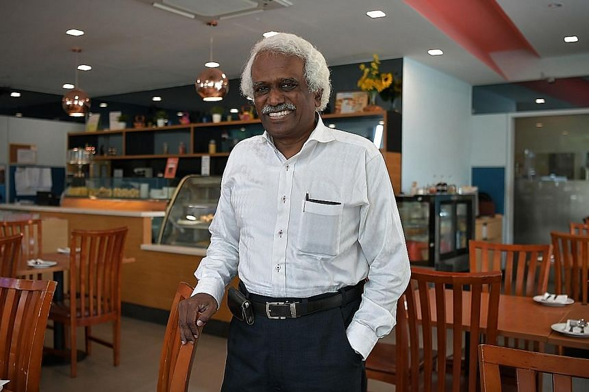 Mr Nelson Ng Hsueh Chin has borrowed about $200,000 through Funding Societies for his business of importing snacks to sell at pop-up events here. He has paid off most of the loans. Mr Prasad Raj borrowed $50,000 through Funding Societies to renovate