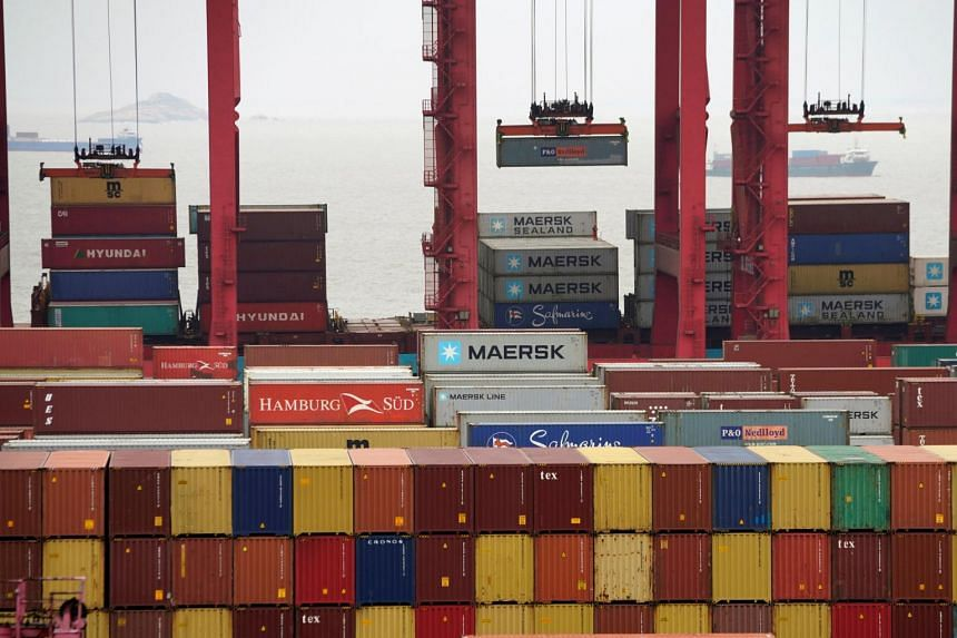 China got off to a strong start in 2018, but pressure on the economy started to build later in the year as the United States and China began imposing tariffs on each other's goods and global demand started to cool.