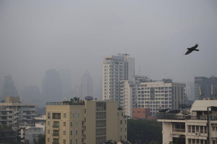 Environment group Greenpeace said Bangkok is currently the 10th most polluted in the world, rivalling some cities in China.