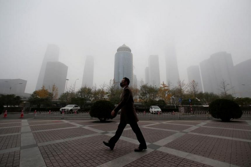 Beijing has made progress in tackling air pollution, considering that barely a decade ago flights had to be grounded because of the problem.