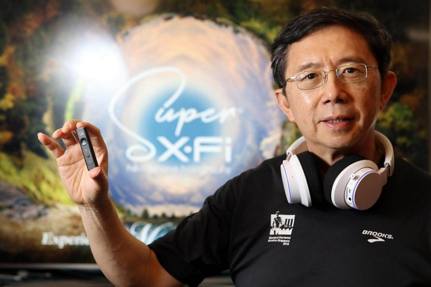 Creative chief executive Sim Wong Hoo had said last year that the plan has always been to sell Super X-Fi to hardware makers in order to reach a larger market.
