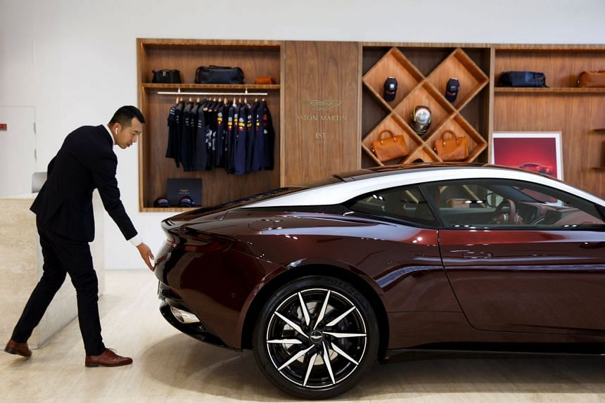 The global luxury industry has become increasingly reliant on China's wealthy to drive growth and a perceived pullback in spending has been a consistent drag on luxury shares in recent months.